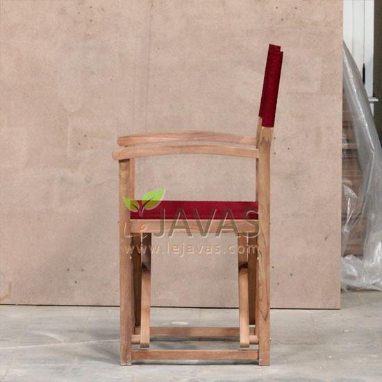 Indonesian Teak Garden Anka Folding Chair MOFC-017_3