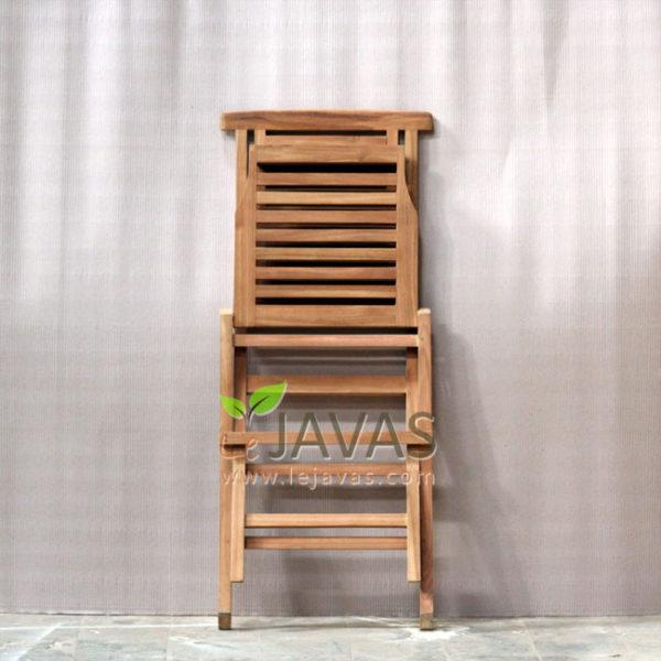 Indonesian Teak Garden Little Hampton Folding Chair MOFC 009_3