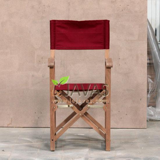 Jepara Teak Garden Anka Folding Chair MOFC-017_2
