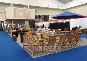 Le Javas Furniture Garden - Indonesia Furniture Expo 2017