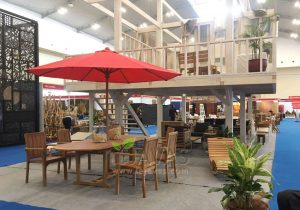 Le Javas Furniture Indoor - Jakarta Expo and Trade Furniture Export