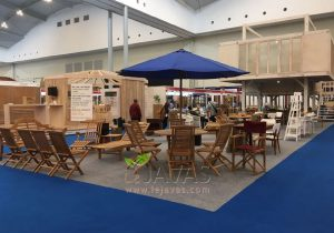 Le Javas Furniture Patio - Jepara Teak Garden Exhibition