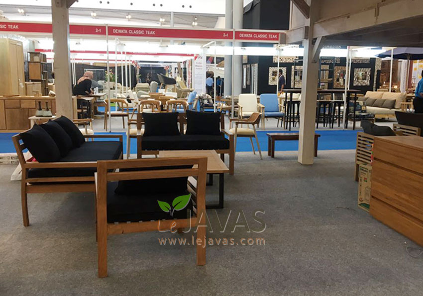 Trade expo indonesia 11 15 oct 2017 le javas exhibiton for Furniture expo