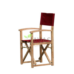 Teak Garden Anka Folding Chair MOFC 017