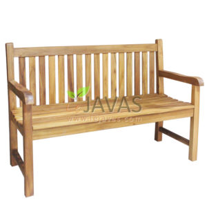 Teak Garden Classic Bench 2 Seater MOBN 004 2S