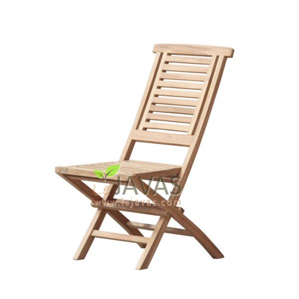 Teak Garden Little Hampton Folding Chair MOFC 009