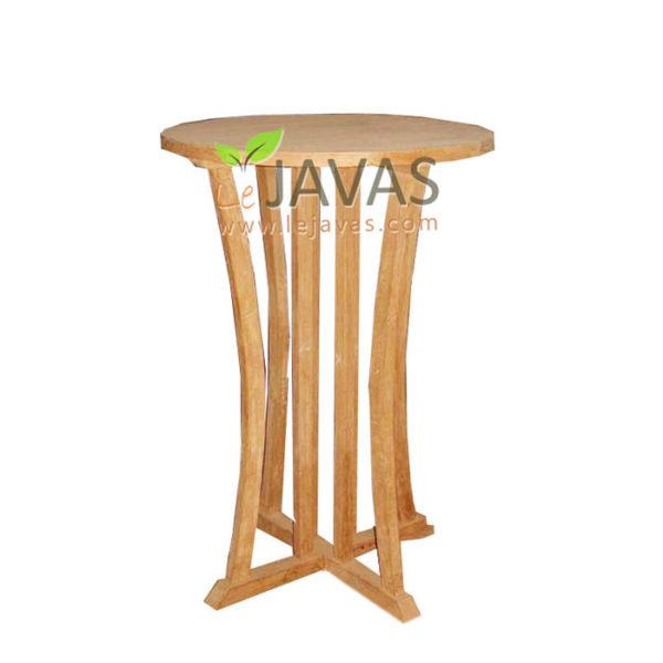 Teak Garden Tora Bora Round Table MOXT 011