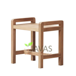 Teak Patio Outdoor Abizard Stool MOSL 001