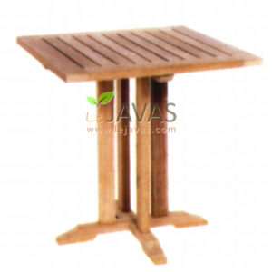 Teak Outdoor Bestro Recta Table MOXT 017