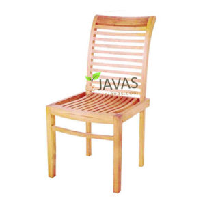Teak Outdoor Bronte Stacking Chair MOXC 010