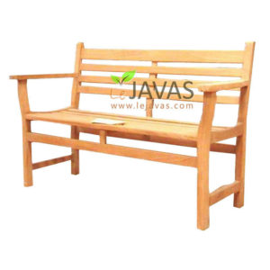 Teak Outdoor Java Bench 2 Seater MOBN 003 2S