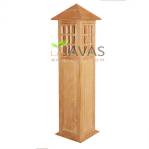 Teak Outdoor Kewi Garden Light MOMC 001