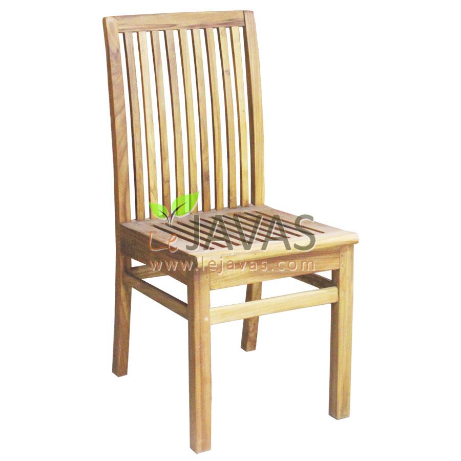 Teak Outdoor Olympus Dining Chair