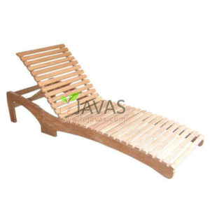 Teak Outdoor Special Lounger MOLG 006