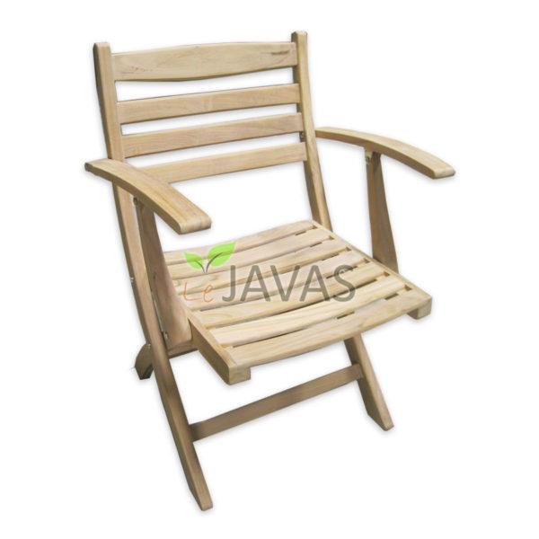 Teak Outdoor Sunny folding Arm Chair MOFC 012 A