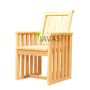 Teak Patio Victory Chair MOXC 007 A