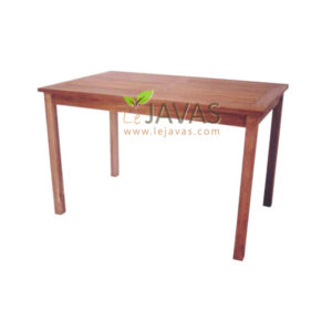 Teak Outdoor Square Table MOXT 021