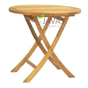 Teak Garden Heven Round Table MOFT 008
