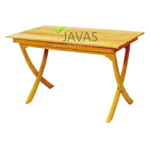 Teak Garden Horta Square Fold Table MOFT 009