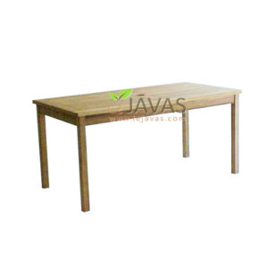 Teak Garden Richard Rectaguler Table MOXT 001