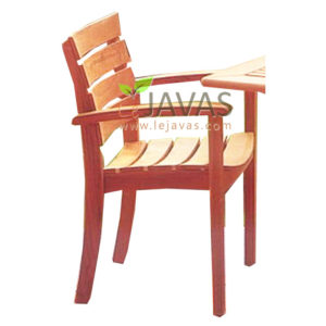 Teak Garden Secretary Chair MOST 002 A