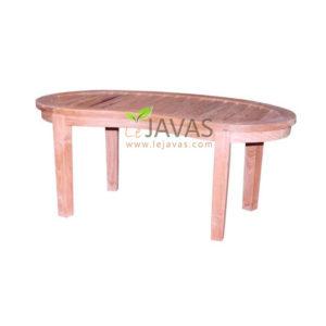 Teak Outdoor Bean Table 022 MOXT 022