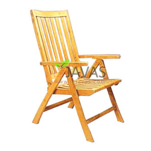 Teak Outdoor Comfort Dorset Arm Chair MOFC 007