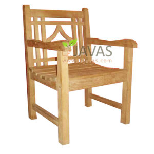 Teak Outdoor Denver Arm Chair MOXC 003