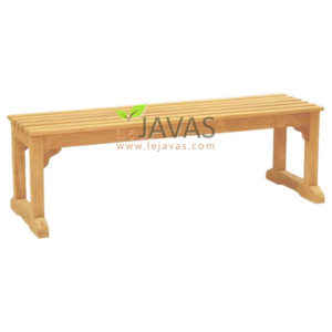 Teak Outdoor Lea Bench MOBN 009