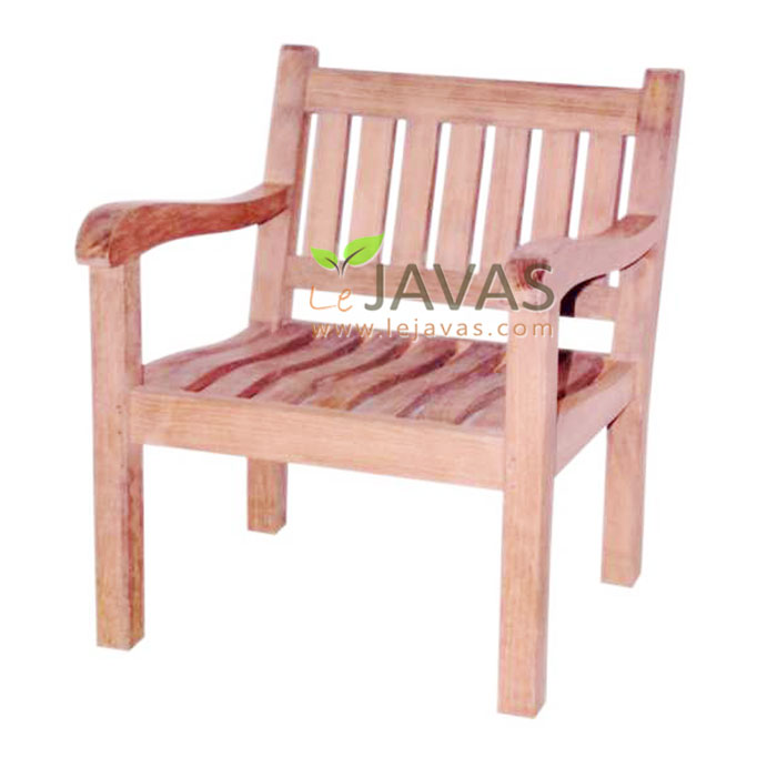 Phenomenal Teak Garden Low Arm Chair Le Javas Teak Furniture Ocoug Best Dining Table And Chair Ideas Images Ocougorg