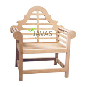 Teak Outdoor Malborough Arm Chair MOXC 002