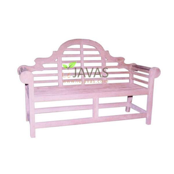 Teak Outdoor Marlborrough Bench 3 Seater MOBN 005 2S