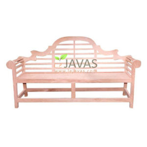 Teak Outdoor Marlborrough Bench 3 Seater MOBN 005 3S