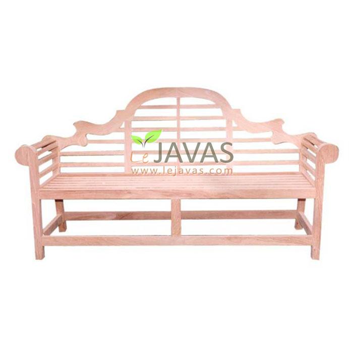 Phenomenal Teak Garden Marlborrough Bench 3 Seater Le Javas Garden Machost Co Dining Chair Design Ideas Machostcouk