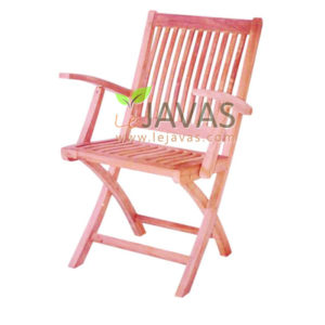 Teak Outdoor Monkey Arm Chair MOFC 013 A