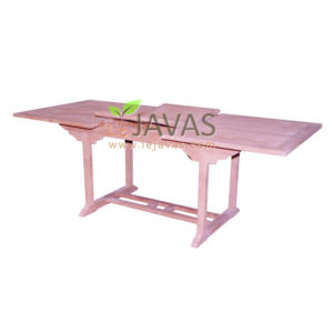 Teak Outdoor Ocean Recta Extended Table 200 MOET 006 W 200
