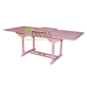 Teak Outdoor Ocean Recta Extended Table 200 MOET 006 W 240