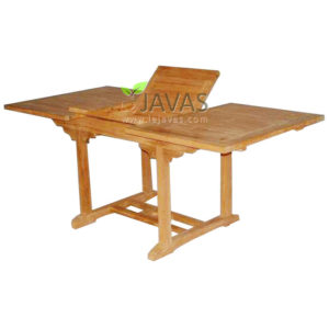 Teak Outdoor Ocean Recta Extended Table 300 MOET 006 W 300