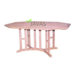 Teak Outdoor Octagonal Extended Table MOET 008