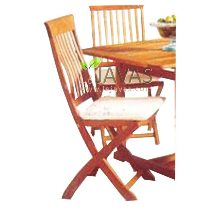 Teak Outdoor Staff Chair