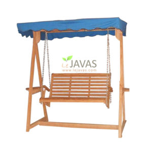 Teak Outdoor Swing Bench MOBN 010