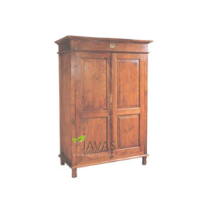 Teak Indoor Duct Kast Armoire