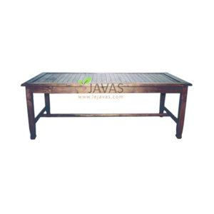 Teak Indoor Dining Table Gambangan