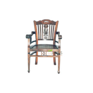 Teak Indoor Arm Chair MAC 005