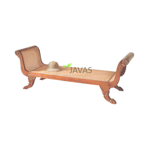 Teak Indoor Madura Chaise MBN 004