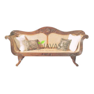Teak Indoor Madura Sofa MSF 008