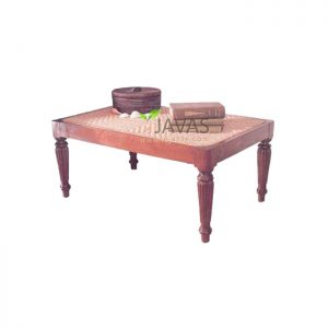 Teak Indoor Borneo Coffee Table