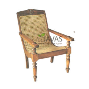 Teak Indoor Java Plantation Chair Lounge MSF 011
