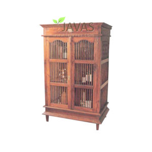 Teak Indoor Malay Coast Cabinet
