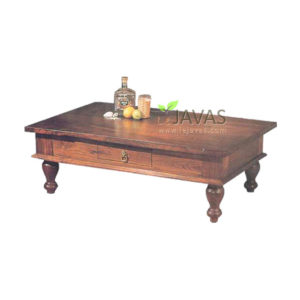 Teak Indoor Raja Coffee Table MCT 008
